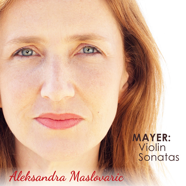 Mayer: Violin Sonatas